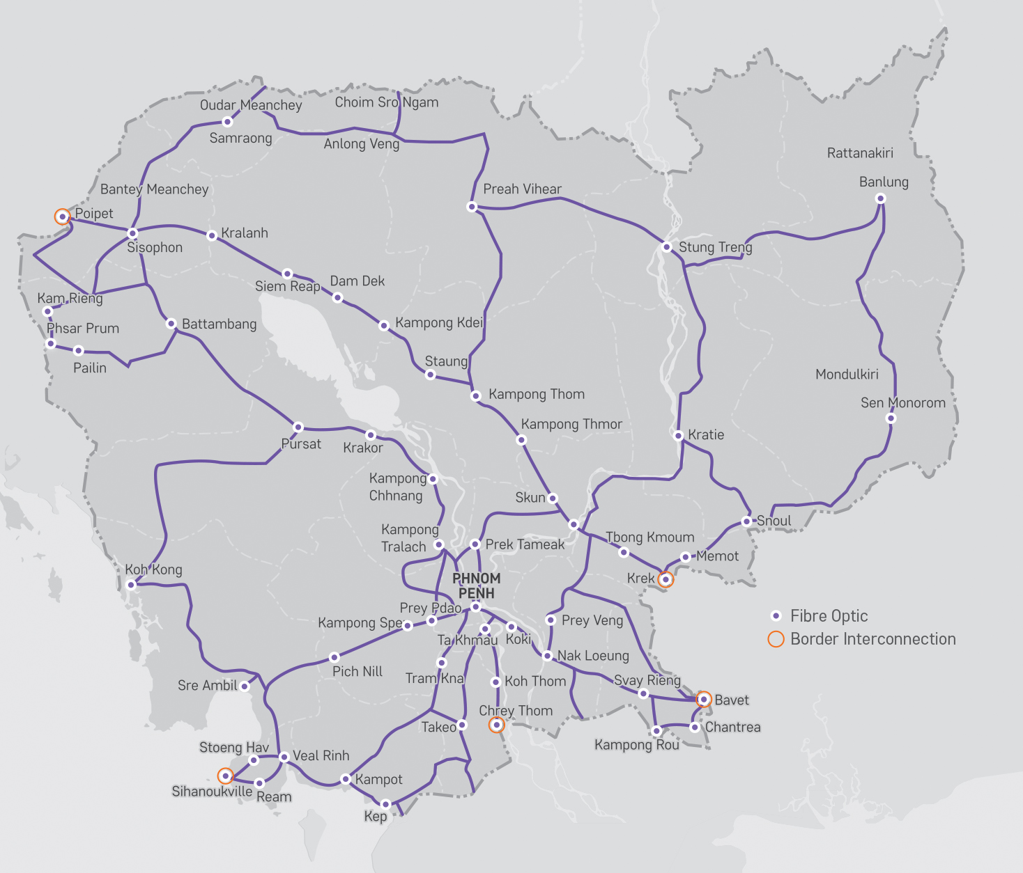 map-National Network